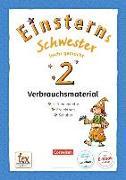 Cover-Bild zu Bauer, Roland: Einsterns Schwester, Sprache und Lesen - Ausgabe 2015, 2. Schuljahr, Leicht gemacht, Themenhefte 1-4 und Projektheft mit Schuber, Verbrauchsmaterial