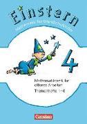Cover-Bild zu Bauer, Roland: Einstern, Mathematik, Ausgabe 2010, Band 4, Themenhefte 1-6 und Kartonbeilagen im Schuber, Zum mehrjährigen Gebrauch