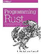 Cover-Bild zu Blandy, Jim: Programming Rust