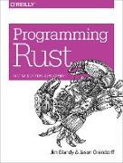 Cover-Bild zu Blandy, Jim: Programming Rust (eBook)