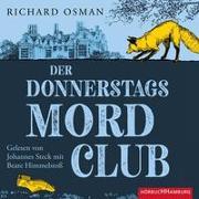 Cover-Bild zu Osman, Richard: Der Donnerstagsmordclub (Die Mordclub-Serie 1)