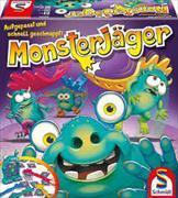 Cover-Bild zu Monsterjäger (d)
