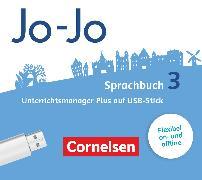 Cover-Bild zu Jo-Jo Sprachbuch, Allgemeine Ausgabe - Neubearbeitung 2016, 3. Schuljahr, Unterrichtsmanager Plus auf USB-Stick, Inkl. E-Book als Zugabe und Begleitmaterialien
