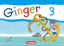 Cover-Bild zu Ginger, Lehr- und Lernmaterial für den früh beginnenden Englischunterricht, Allgemeine Ausgabe - Neubearbeitung, 3. Schuljahr, Bild-, Wort- und Storykarten
