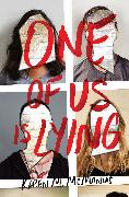 Cover-Bild zu One of Us Is Lying von McManus, Karen M.