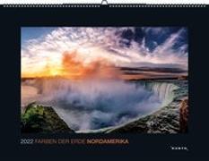 Cover-Bild zu KUNTH Verlag (Hrsg.): Farben der Erde Nordamerika 2022
