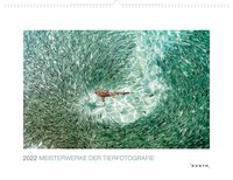 Cover-Bild zu KUNTH Verlag (Hrsg.): Meisterwerke der Tierfotografie 2022