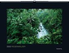 Cover-Bild zu KUNTH Verlag (Hrsg.): Regenwälder 2022