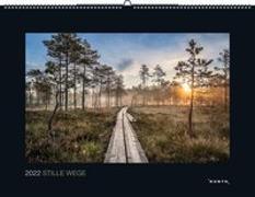 Cover-Bild zu KUNTH Verlag (Hrsg.): Stille Wege 2022