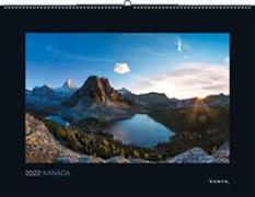 Cover-Bild zu KUNTH Verlag (Hrsg.): Kanada 2022