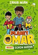 Cover-Bild zu Mian, Zanib: Planet Omar (Band 3) - Nicht schon wieder