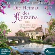 Cover-Bild zu Whitmore, Felicity: Die Heimat des Herzens