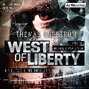 Cover-Bild zu West of Liberty (Audio Download) von Engström, Thomas
