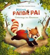 Cover-Bild zu Hula, Saskia: Kleiner Panda Pai - Unterwegs ins Abenteuer