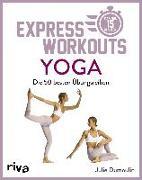 Cover-Bild zu Express-Workouts - Yoga von Dumoulin, Julie