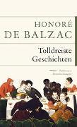 Cover-Bild zu Balzac, Honoré de: Tolldreiste Geschichten