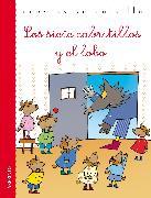 Cover-Bild zu Grimm, Jacob y Wilhelm: Los siete cabritillos y el lobo (eBook)