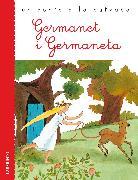 Cover-Bild zu Grimm, Jacob y Wilhelm: Germanet i Germaneta (eBook)