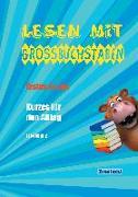 Cover-Bild zu Lesen mit Großbuchstaben von Horlacher, Tresiemi