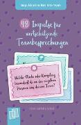 Cover-Bild zu 48 Impulse für wertschätzende Teambesprechungen von Bartoli y Eckert, Petra