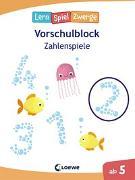 Cover-Bild zu Die neuen LernSpielZwerge - Zahlenspiele von Loewe Lernen und Rätseln (Hrsg.)