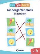 Cover-Bild zu Die neuen LernSpielZwerge - Bilderrätsel von Loewe Lernen und Rätseln (Hrsg.)