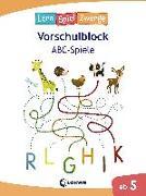 Cover-Bild zu Die neuen LernSpielZwerge - ABC-Spiele von Neubauer, Annette