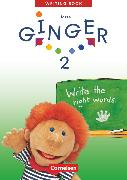 Cover-Bild zu Ginger, Lehr- und Lernmaterial für den früh beginnenden Englischunterricht, Zu allen Ausgaben 2003, Band 2: 4. Schuljahr, Writing Book, Mit Lösungsheft von Hollbrügge, Birgit