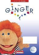Cover-Bild zu Ginger, Lehr- und Lernmaterial für den früh beginnenden Englischunterricht, Ausgabe für die westlichen Bundesländer - 2003, Band 1: 3. Schuljahr, Activity Book von Hollbrügge, Birgit