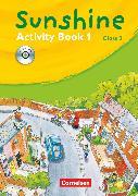 Cover-Bild zu Sunshine, Allgemeine Ausgabe 2006, Band 1: 3. Schuljahr, Activity Book mit Lieder-/Text-CD (Kurzfassung) von Hollbrügge, Birgit