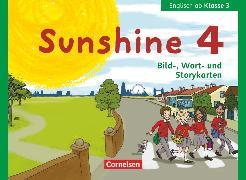 Cover-Bild zu Sunshine, Zu allen Ausgaben (Neubearbeitung), 4. Schuljahr, Bild-, Wort- und Storykarten von Beattie, Tanja