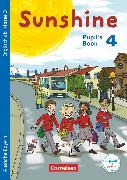 Cover-Bild zu Sunshine, Bayern, 4. Jahrgangsstufe, Pupil's Book von Beattie, Tanja