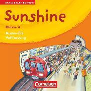 Cover-Bild zu Sunshine, Early Start Edition - Ausgabe 2008, Band 4: 4. Schuljahr, Lieder-/Text-CDs (Vollfassung) von Hollbrügge, Birgit