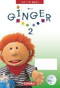 Cover-Bild zu Ginger, Lehr- und Lernmaterial für den früh beginnenden Englischunterricht, Ausgabe für die westlichen Bundesländer - 2003, Band 2: 4. Schuljahr, Activity Book von Hollbrügge, Birgit