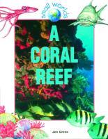 Cover-Bild zu Green, Jen: A Coral Reef