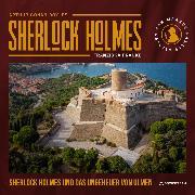 Cover-Bild zu Franke, Franziska: Sherlock Holmes und das Ungeheuer von Ulmen (Ungekürzt) (Audio Download)
