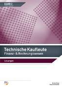 Cover-Bild zu Technische Kaufleute Finanz- und Rechnungswesen von Hugo, Gernot