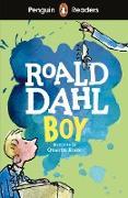 Cover-Bild zu Penguin Readers Level 2: Boy (ELT Graded Reader) (eBook) von Dahl, Roald
