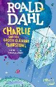 Cover-Bild zu Charlie und der grosse gläserne Fahrstuhl von Dahl, Roald