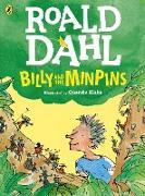 Cover-Bild zu Billy and the Minpins (Colour Edition) (eBook) von Dahl, Roald
