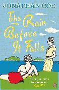 Cover-Bild zu Coe, Jonathan: The Rain Before it Falls