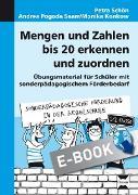 Cover-Bild zu Mengen und Zahlen bis 20 erkennen und zuordnen (eBook) von Schön, Petra