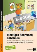 Cover-Bild zu Richtiges Schreiben anbahnen (eBook) von Rehschuh-Blasse, Ulrike