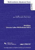 Cover-Bild zu Hartz, Cornelius (Hrsg.): Destillate