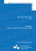 Cover-Bild zu Bothe, Katrin (Hrsg.): Destillate