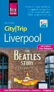 Cover-Bild zu Reise Know-How CityTrip Liverpool von Schenk, Günter