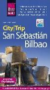 Cover-Bild zu Reise Know-How CityTrip San Sebastián und Bilbao von Fründt, Hans-Jürgen