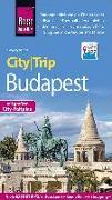 Cover-Bild zu Reise Know-How CityTrip Budapest von Kispál, Gergely