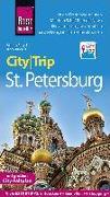 Cover-Bild zu Reise Know-How CityTrip St. Petersburg von Bingel, Markus