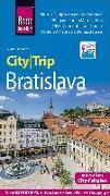 Cover-Bild zu Reise Know-How CityTrip Bratislava / Pressburg von Eisermann, Sven